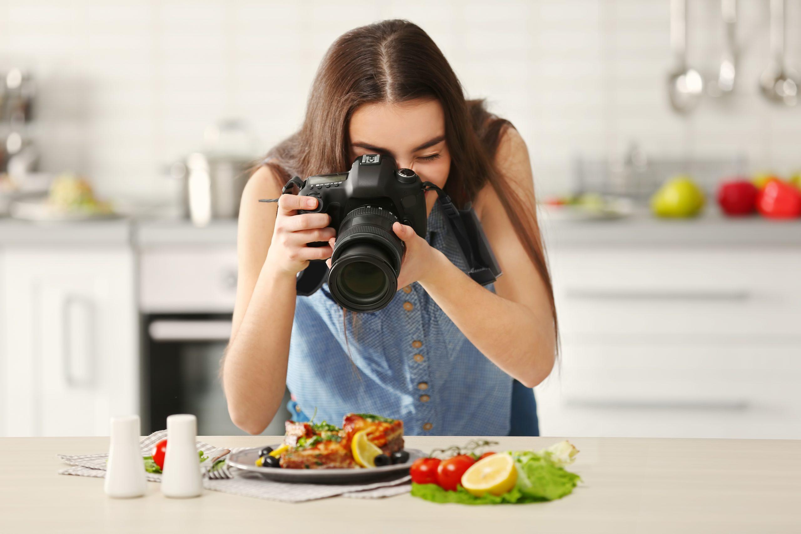 Toma las mejores fotografías de alimentos
