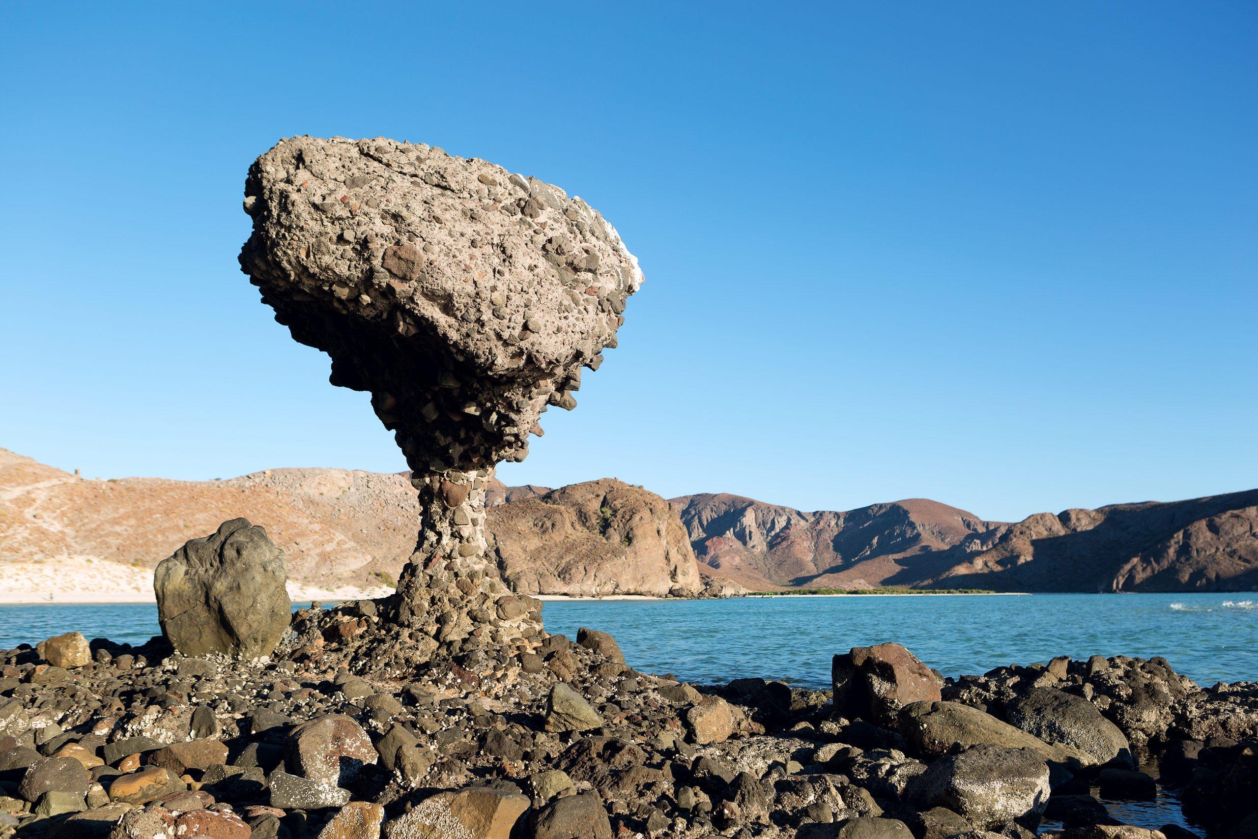 Paisaje Baja California Suer