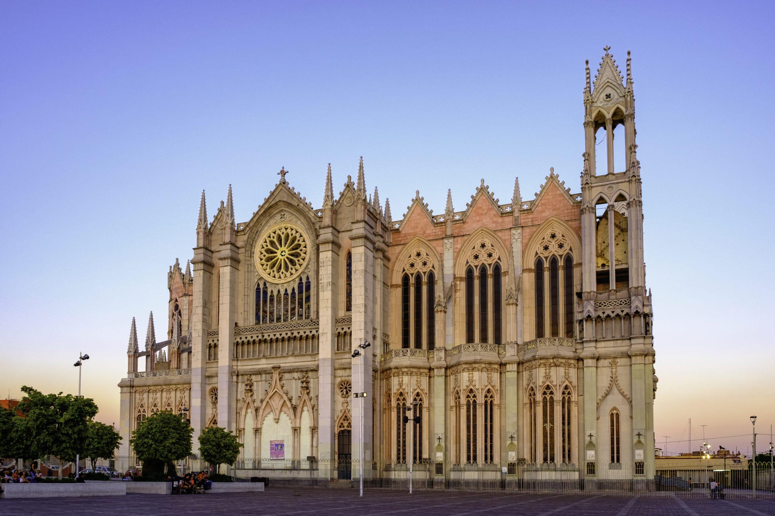 Santuario de Jesús, León, Guanajuato