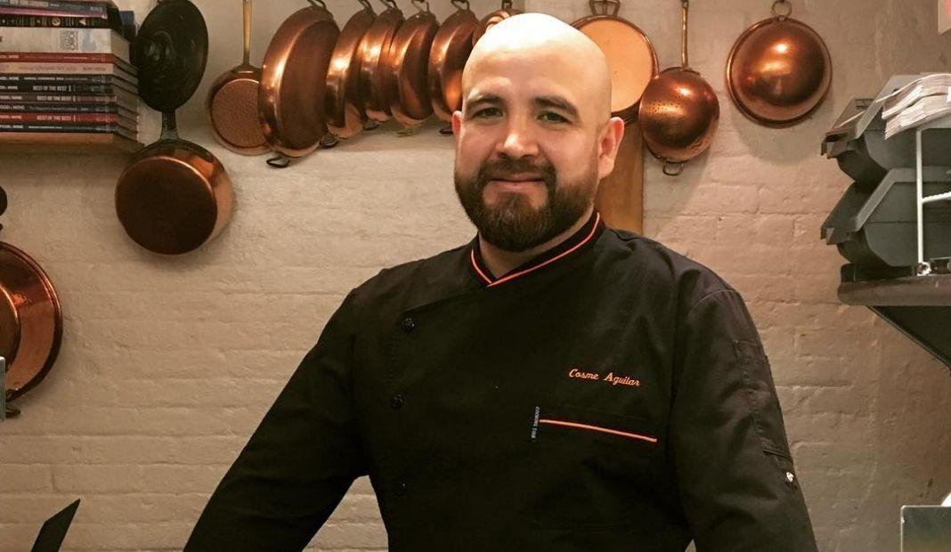 chef cosme aguilar